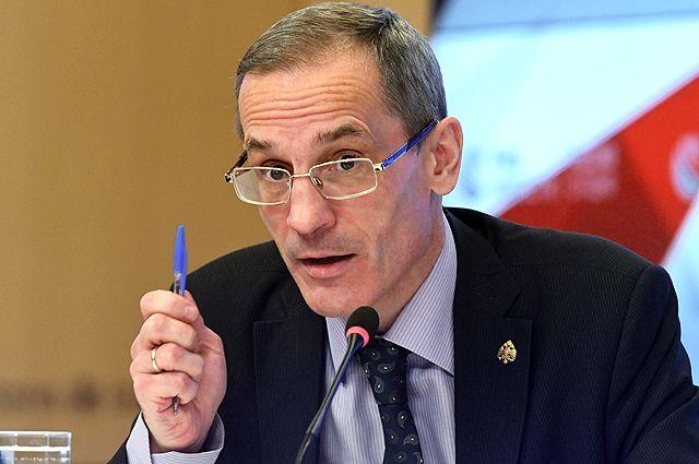 Научный директор Российского военно-исторического общества Михаил Мягков.