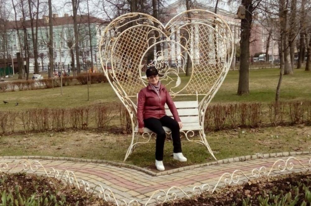 3. Наталья Михеева.
