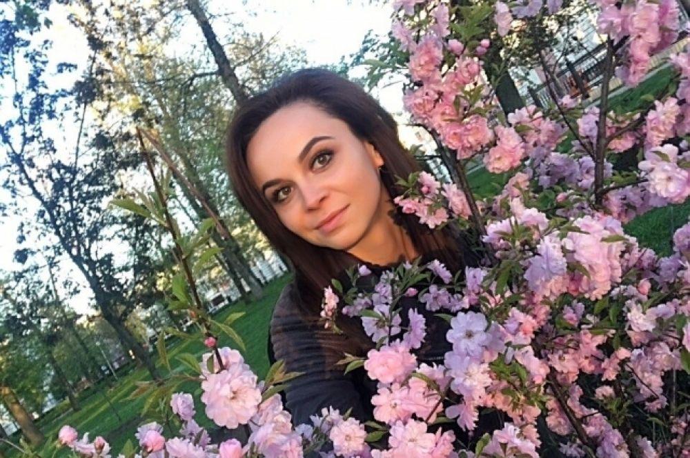 4. Полина Митягова.