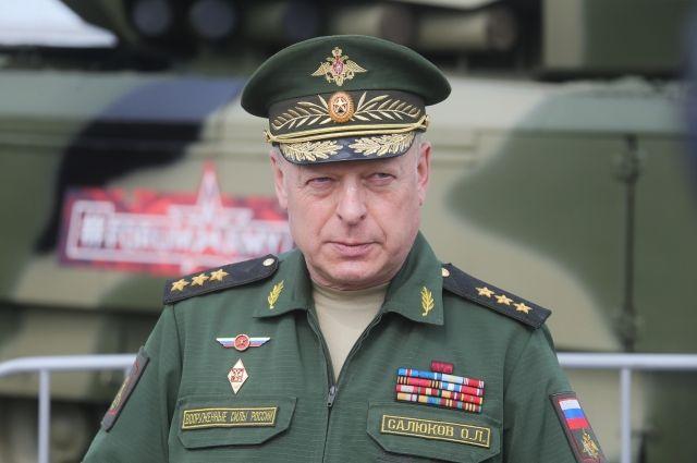 Олег Салюков.