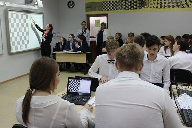 конкурс «Учитель года − 2019» проходит в Тюмени