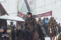 Три дня у казанского Кремля снимали фильм «Зулейха открывает глаза»