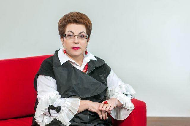 Основательница Торговой марки «Доктор Юдина», врач-дерматолог Юдина Светлана Григорьевна