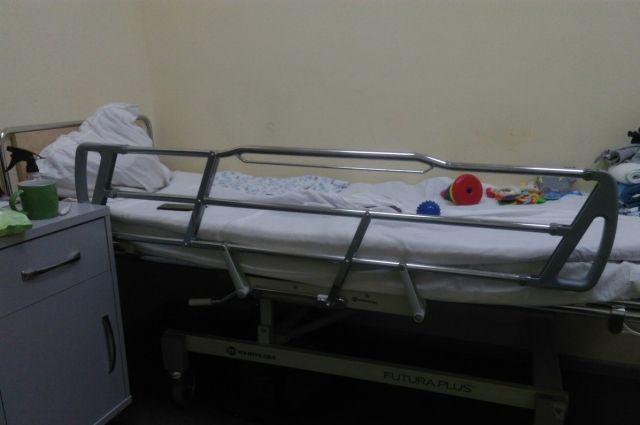В Соль-Илецке с отравлением лекарствами в больницу доставлен ребенок.