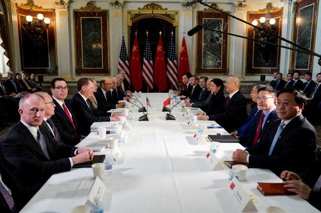 США и КНР  договорились овалютном регулировании