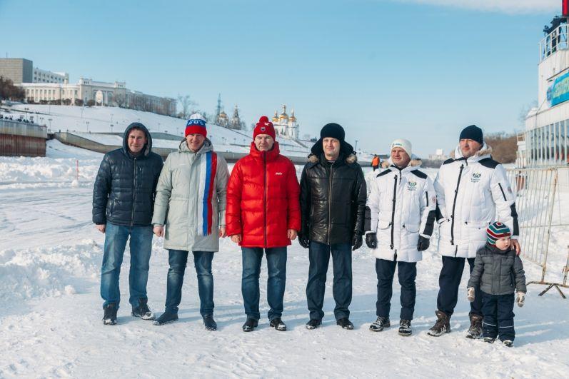 «Спецоперация лед» в Тюмени, 2019 год.