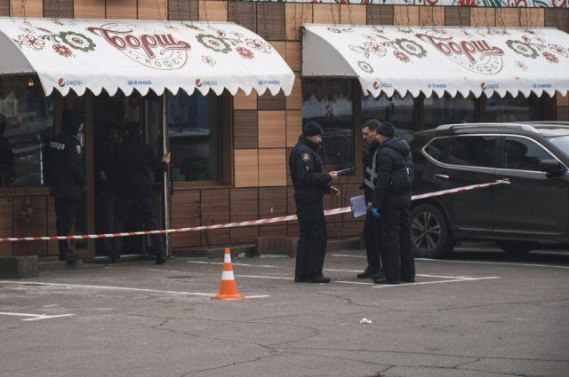 Под Киевом произошла стрельба на заправке: виновник сбежал