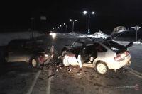 Авария произошла вечером 23 февраля.