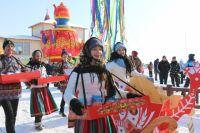 «Сибирская масленица» на Алтае