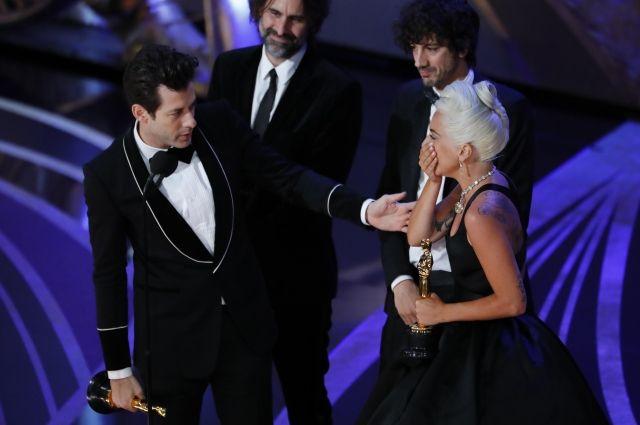Леди Гага получила «Оскар» за лучшую песню - Real estate