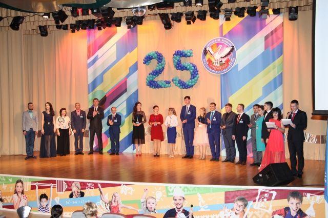 В Ноябрьске подвели итоги конкурса «Педагог года-2019»