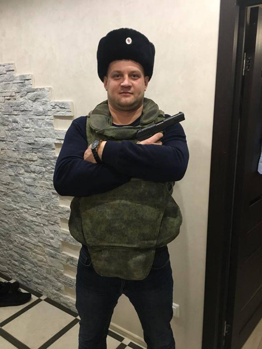 Максим Типсин.