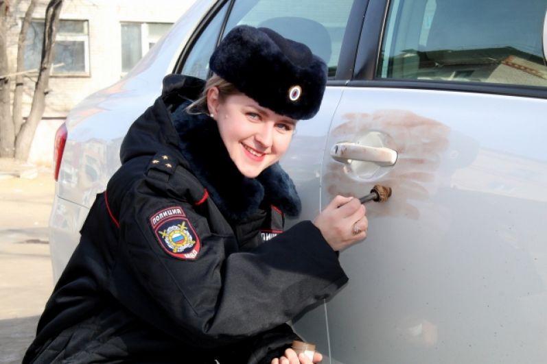Вероника Гарбузова, эксперт ЭКЦ УМВД России по ЕАО.
