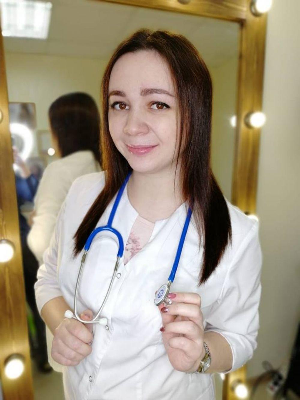 Путкова Анна, врач педиатр в городской поликлинике.