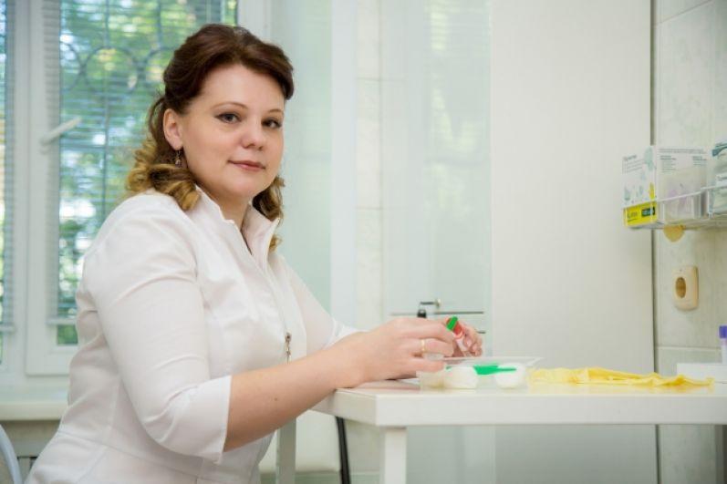 Панкова Наталья, медицинская сестра отделения комплектования донорских кадров КГБУЗ «Краевая станция переливания крови».