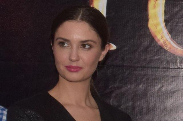 Актриса Агата Муцениеце сыграла в «Тоболе» пленную немку Бригитту Цимс.