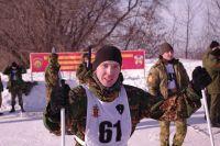 В акции принимают участие курсанты военных институтов войск национальной гвардии Российской Федерации.