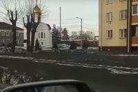 В интернете в поддержку жителей Кемеровской области запустили флэшмоб по хэштегу #черныйснег.