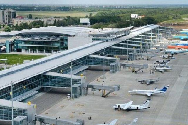 Во втором полугодии 2019 в одесском аэропорту начнется эксплуатация новой взлетно-посадочной полосы.