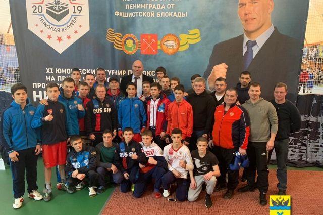 Оренбуржец стал вторым на международном турнире им. Николая Валуева