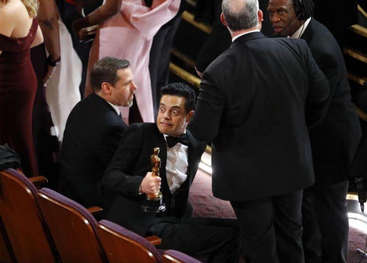 Рами Малек, исполнитель роли Фредди Меркьюри, получил главный приз -
