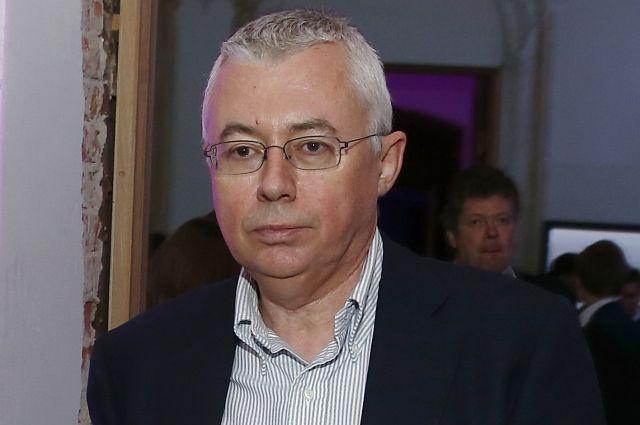 Срочно! скончался политолог имедиаменеджер Игорь Малашенко