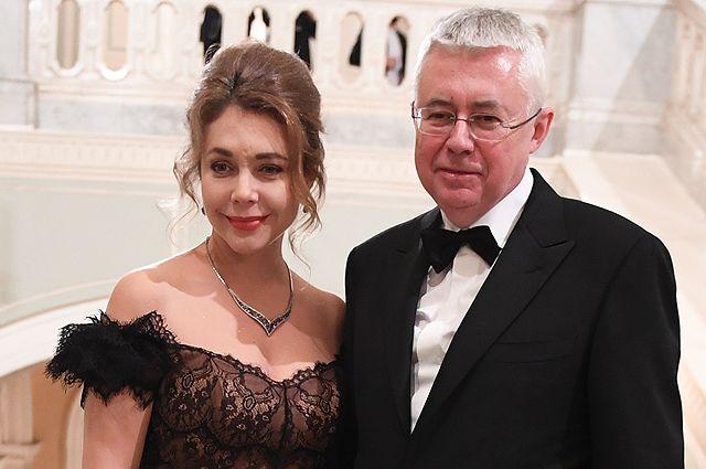 Политолог Игорь Малашенко и журналист Божена Рынска. 2017 г.
