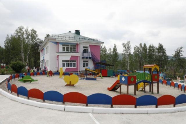 В 2016 году РМК произвела капитальный ремонт детского сада №9 в г. Карабаш Челябинской области.