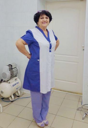 Петрова Марина, врач стоматолог терапевт, городская поликлиника 15.