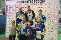 Теннисисты из Оренбуржья заняли второе место на первенстве по спорту глухих
