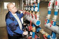 В подвале находятся все узлы управления и контроля за температурными режимами.