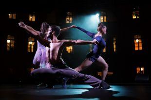 Английские хореографы впечатались постановкой иркутянки.