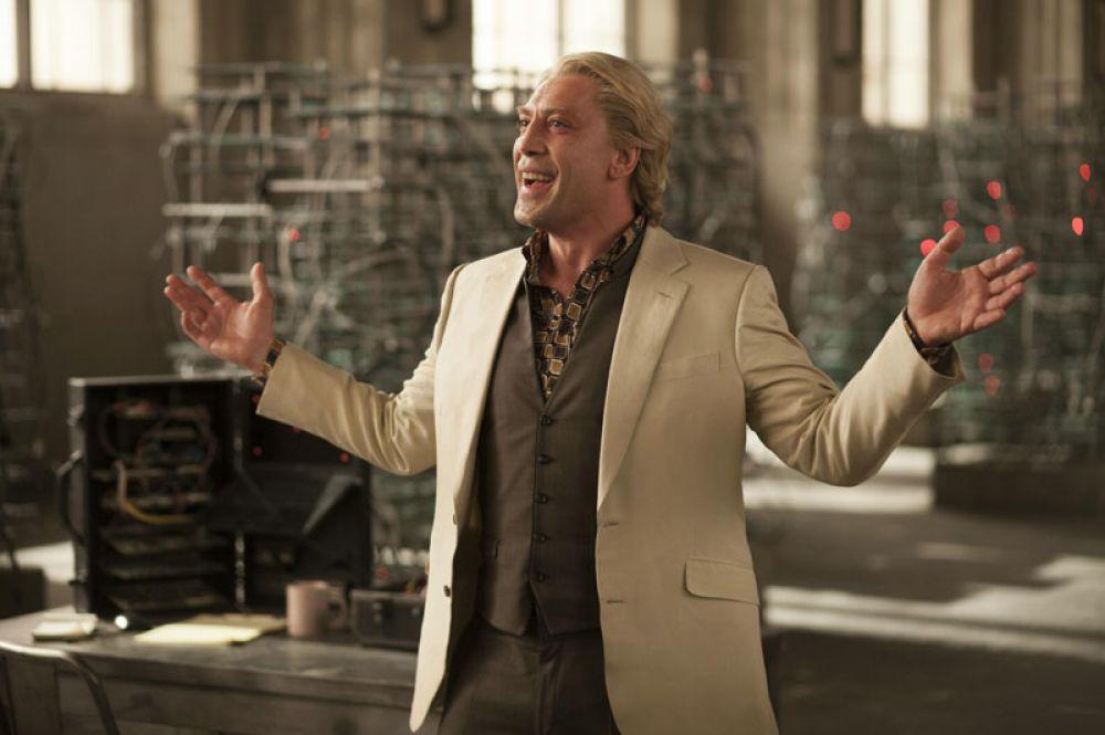 В боевике «007: Координаты «Скайфолл»» Бардем исполнил роль главного злодея, за что был номинирован на премию Британской киноакадемии.
