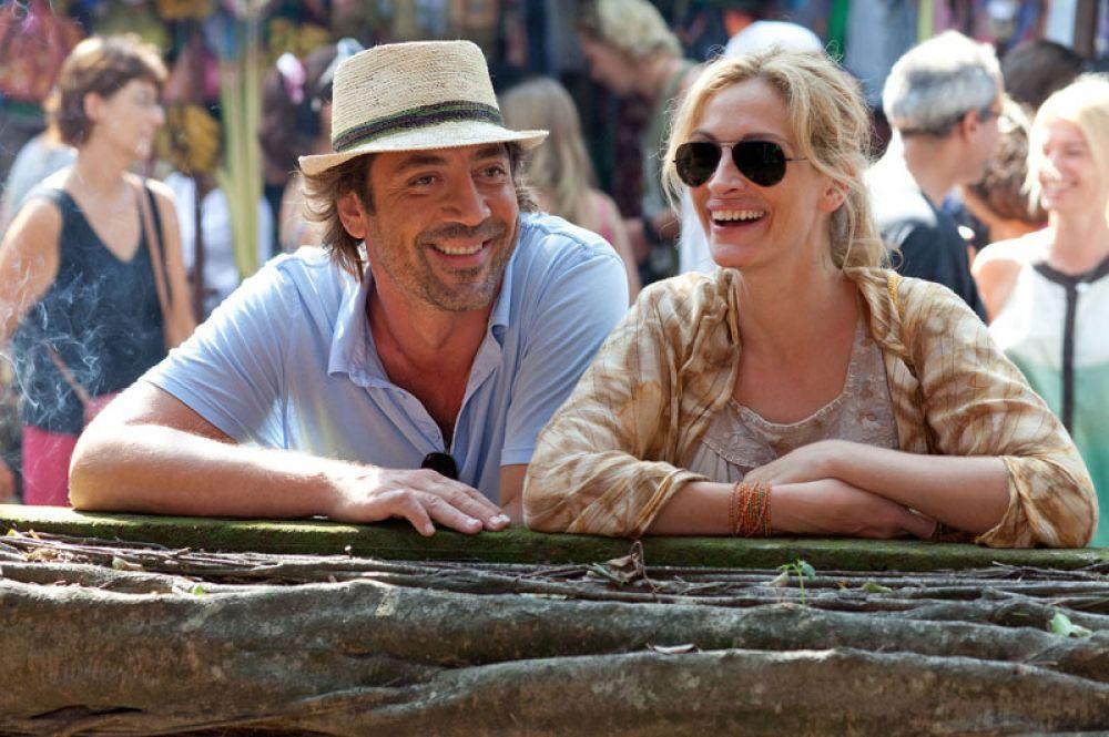 Вместе с Джулией Робертс снялся в фильме «Ешь, молись, люби» — экранизации одноименного произведения Элизабет Гилберт.