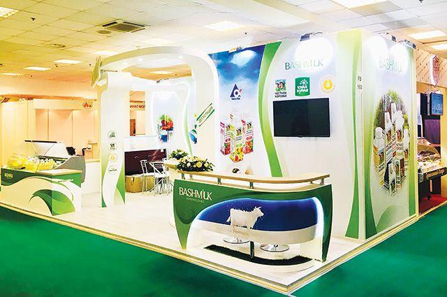 Молочная продукция из Башкирии получила высокую экспертную оценку.