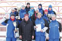 Команда работников Уфимской ТЭЦ-2 заняла первое место.