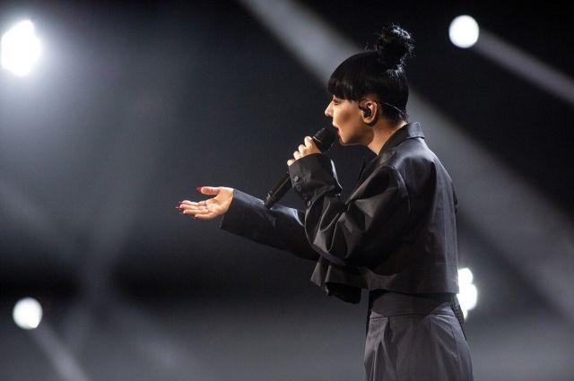 Певица выступит в Петербурге 3 марта.