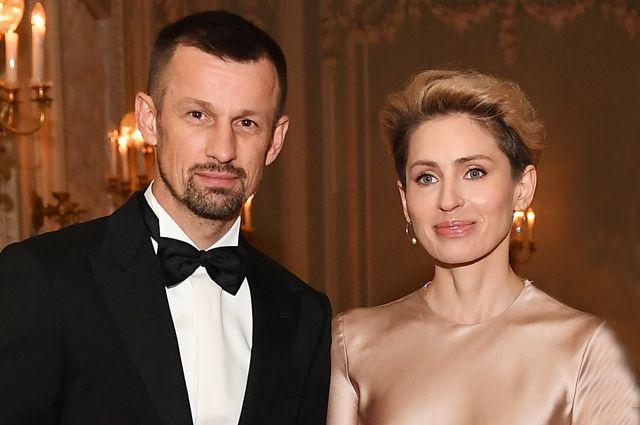 Сергей и Анна Семак.