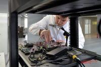 Ежегодно «Текон» производит 40 тыс. контроллерных плат и выполняет более 100 проектов по автоматизации систем управления технологическим процессом и электротехническим оборудованием.