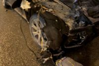 Под колёсами внедорожника погибла 39-летняя москвичка Евгения Корнеенкова и 40-летний американец Тодд Кроуэлл.