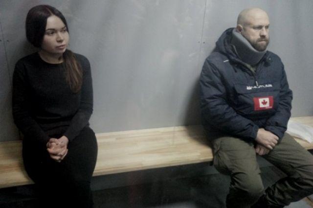 Зайцева и Дронов выплатят восемь миллионов гривен семьям погибших в ДТП