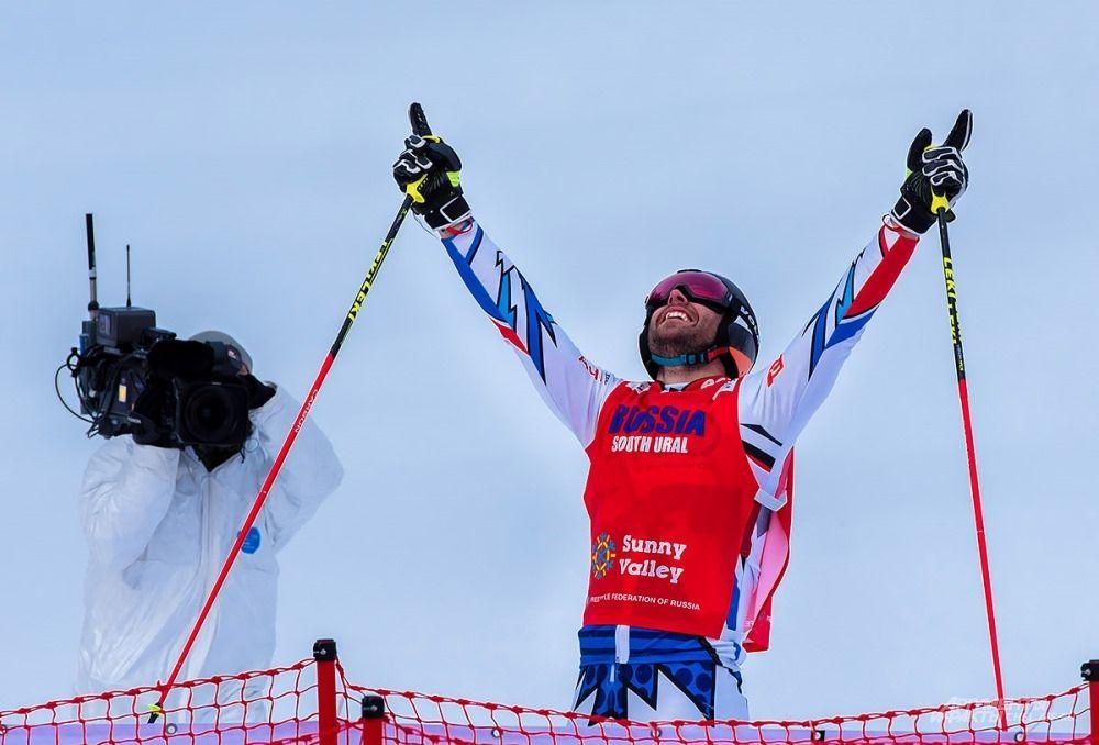 Бастиен Мидоль - победитель мужских гонок.