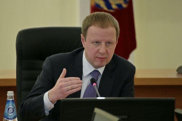 Виктор Томенко - губернатор Алтайского края