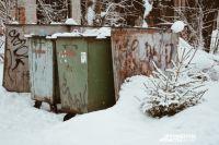 Под Тюменью неизвестные украли 25 мусорных баков