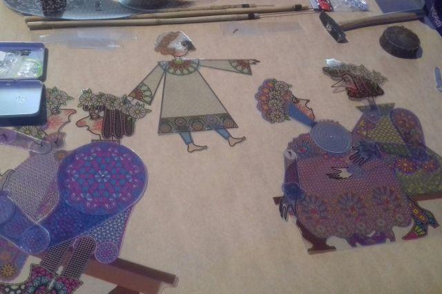 Тюменцы создадут спектакль театра теней в театральном воркшопе