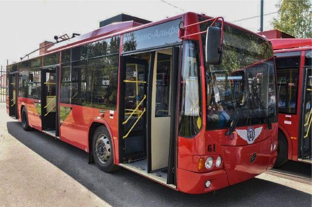 12 газомоторных автобусов поступили в Хабаровск.