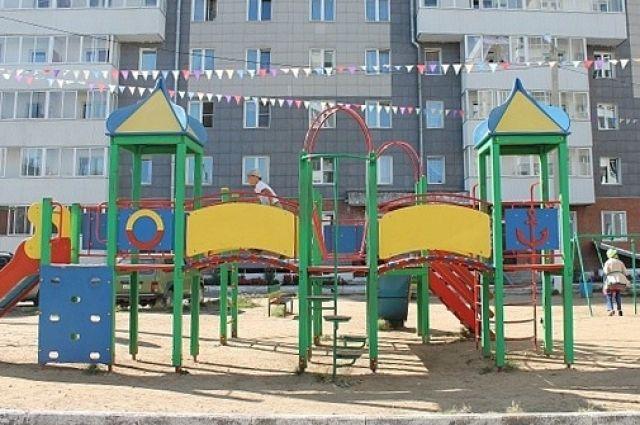 Летом во дворах трех домов начнется ремонт по программе «Формирование комфортной городской среды».