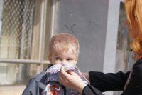 В Ишиме врачи установили, что причиной насморка у ребенка стала пуговица