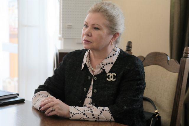ректор филиал Московской государственной академии хореографии Марина Леонова