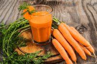 Морковь любит скрывать свои тайны.
